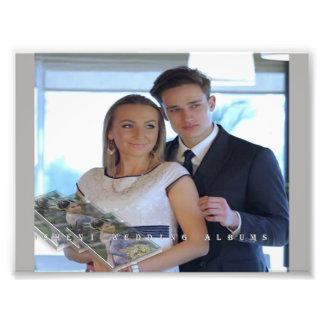 Hochzeit momaries fotodruck