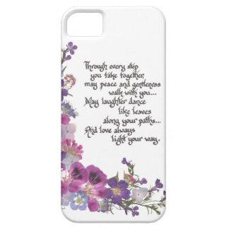 Hochzeit oder Verlobungs-Geschenk iPhone 5 Etui