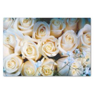 Hochzeits-Blumen-Seidenpapier Seidenpapier