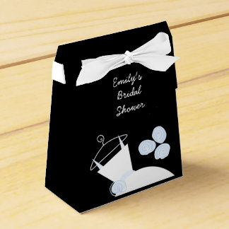 Hochzeits-Kleiderblaues Geschenkschachtel