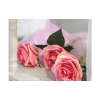 Hochzeits-Rosen Gespannte Galeriedrucke