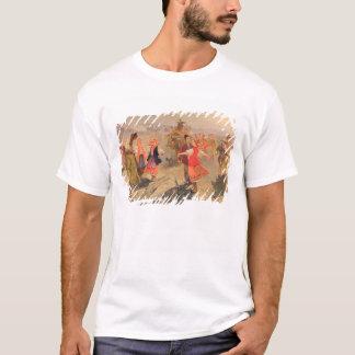 Hochzeitsprozession in der Orel-Region T-Shirt