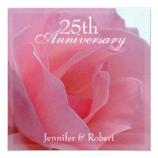 Hochzeitstag-Einladung Quadratische 13,3 Cm Einladungskarte