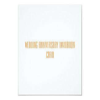 Hochzeitstageinladungskarte 8,9 X 12,7 Cm Einladungskarte