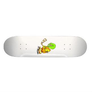 Hockey-alien 19,7 Cm Skateboard Deck