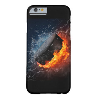 Hockey-Drama iPhone 6/6S kaum dort Fall Barely There iPhone 6 Hülle