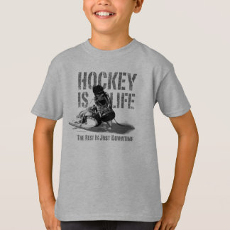 Hockey ist Leben T-Shirt