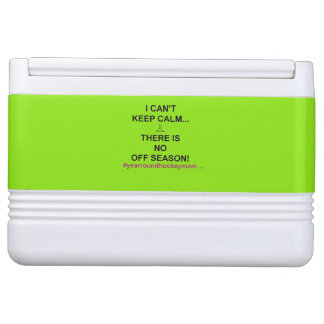 Hockey-Mamma cooler - kein würzen Sie weg! Igloo Kühlbox