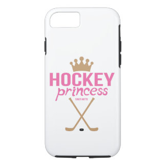 Hockey-Prinzessin iPhone 8/7 Hülle