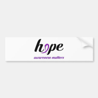 Hoffnung Autoaufkleber