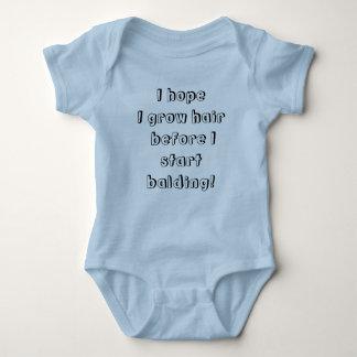 Hoffnung Baby Strampler