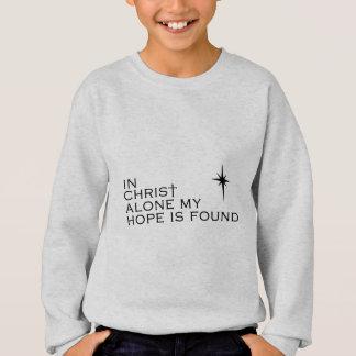 Hoffnung wird gefunden sweatshirt