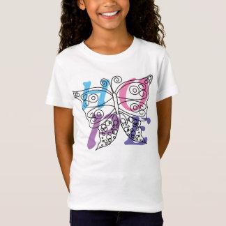 Hoffnungs-Schmetterlings-Shirt T-Shirt