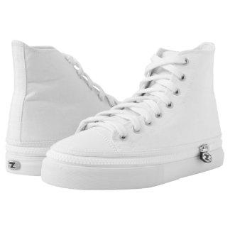 Hohe Spitze Hoch-geschnittene Sneaker