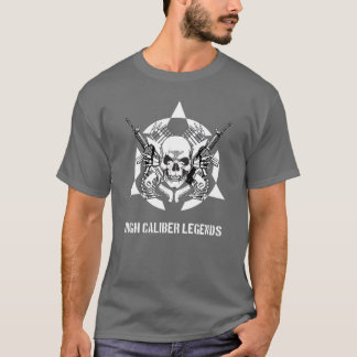 HOHES KALIBER-SPIEL T-Shirt
