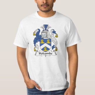 Holcombe Familienwappen T-Shirt