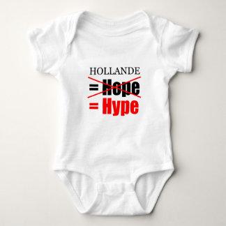 Hollande nicht Hoffnungs-aber Baby Strampler