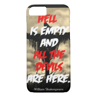 Hölle ist leerer iPhone 7 Fall iPhone 8/7 Hülle