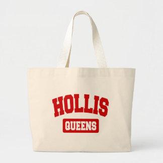 Hollis, Queens, NYC Jumbo Stoffbeutel