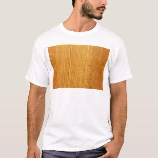 Hölzernes Korn-Muster T-Shirt