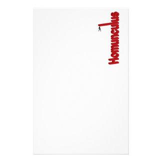 Homunculus Briefpapier