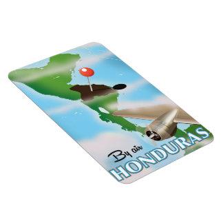 Honduras durch Vintages Reiseplakat der Luft Magnet