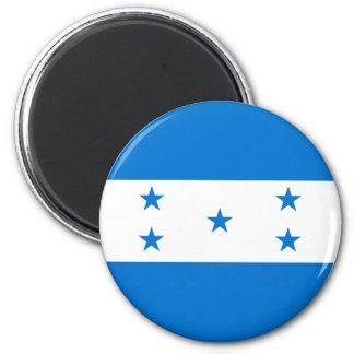 Honduras-Flagge Runder Magnet 5,1 Cm