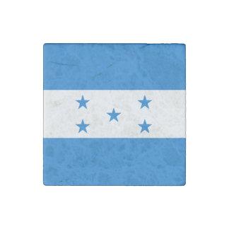 Honduras-Flagge Stein-Magnet