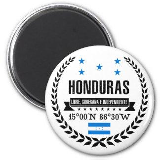 Honduras Runder Magnet 5,1 Cm