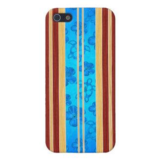 Honu Hawiian Imitat-Holz-Surfbrett Hülle Fürs iPhone 5