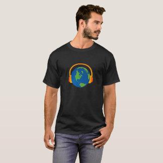 Hören Sie zum Erdt-shirt T-Shirt