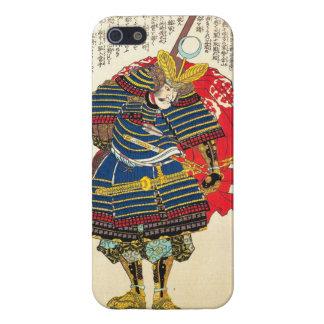Horimoto Gidayû Takatoshi utagawa kuniyoshi iPhone 5 Cover