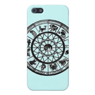 Horoskop-Kreis-Astronomie iPhone 5 Fall iPhone 5 Hülle