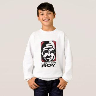 Hört JUNGE Kleidung mit Haltung Sweatshirt