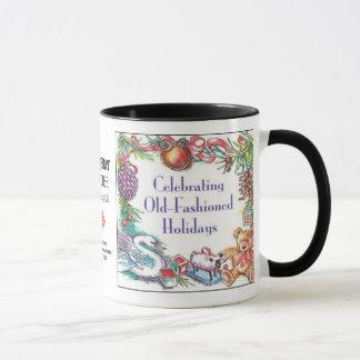 Hosmer Haus-Feiertags-Tasse ©SHC 2012 Tasse