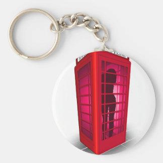 Hot Line Box Schlüsselanhänger