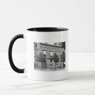 Hotel de Pourtales, Jahrhundert-früh des späten Tasse
