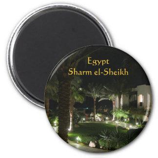 Hotel im Sharm el-Sheikh Kühlschrankmagnete
