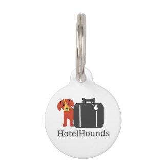 HotelHounds Erkennungsmarken Tiermarken Mit Namen
