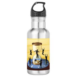 Hourglass-Geschäft Edelstahlflasche