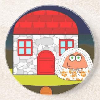 House Of Pou Untersatz