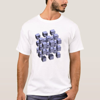 hovering cubes T-Shirt
