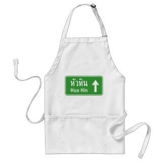 Hua Hin voran ⚠ thailändisches Schürze