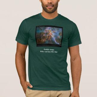 Hubble Bild - Säule und Jets 901/902 T-Shirt