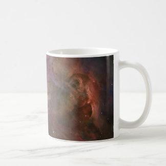 Hubbles schärfste Ansicht des Orions-Nebelflecks Kaffeetasse
