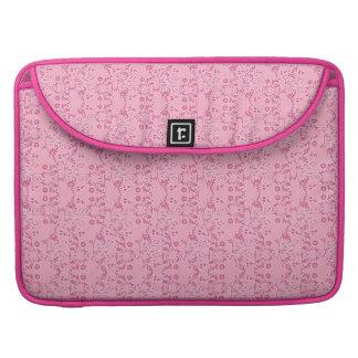 Hübsch in rosa Macbook Prohülse MacBook Pro Sleeve
