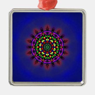 Hübsche Entwürfe Silbernes Ornament