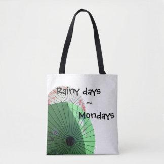 Hübsche Sonnenschirm-Taschen-Tasche