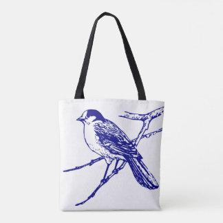 Hübsche Vogel-Taschentasche