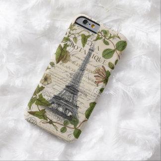 hübscher girly Liebeparis Eiffel des Chic I Turm Barely There iPhone 6 Hülle
